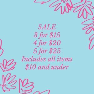 Other - SALE!! Offers Welcome on other items!